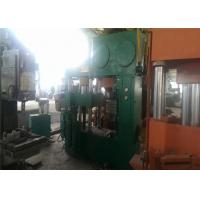 China 1D Stainless Steel Elbow Cold Forming Machine 1000 - 23000KN Mould Clamping Force on sale