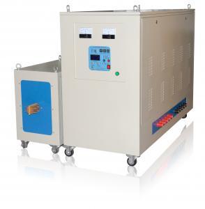 Buy cheap Equipo de tratamiento térmico de frecuencia media de inducción del poder grande 250KW from wholesalers