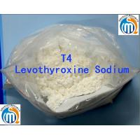 China Synthroid Weight Loss Steroids Levothyroxine Sodium T4 Muscle Building CAS 25416-65-3 wholesale