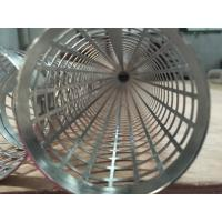 Center Pipe Straight Seam Water Perforated Metal Welded Tubes Pipe Center Core