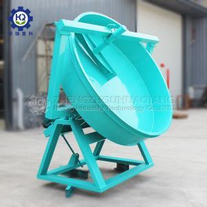 China Powder Granulator Machine Disc Fertilizer Granulator Pan Granulator on sale