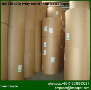 China FBB BOARD / Ivory Board IN ROLL wholesale