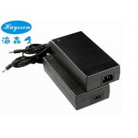 China Black PC Desktop Power Adapter , 12V 12A 144W LCD Power Adapters wholesale