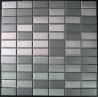 China 23x23x8mm Decorative Metal Mosaic Tiles Backsplsh For Interior Wall wholesale