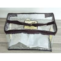 Buy cheap Eco-Friendly Vinyl Gift Bags with Sturdy Handle / Reusable Zip Bags from wholesalers