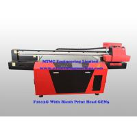 China High Stability Wide Format UV Printer With 3 or 4 Richon Print Heads wholesale
