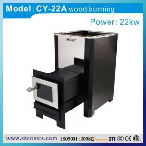 China Factory price cast iron wood sauna heater wholesale