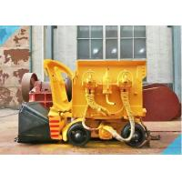 China Z Series Rock Loader machine High Performance Underground Tunnel Mucking Machine on sale