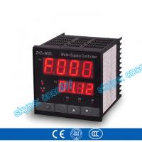 China single phase 220vac constant voltage water supply controller CE CCC ISO9001 approval multiple controlling mode controlle wholesale