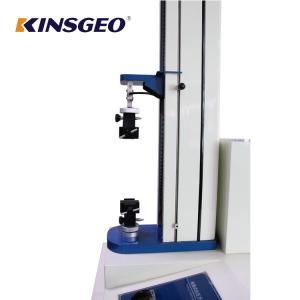 China White Peel Adhesion Test Equipment , Plastic Film Universal Tensile strength Testing Equipment wholesale