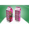 China POP Cardboard Display Promoting Kid Milk Bars wholesale