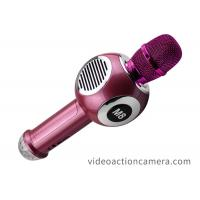 Buy cheap Dual Speaker M8 Karaoke Ipad Microphone With Iphone Android System from wholesalers