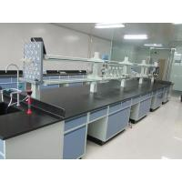 China Wilsonart solid physical chemical sheet countertop lab  workbench furniture equipment on sale