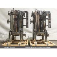 China Quick Open And Quick Lock Bag Filter Housing for Solvents / Paints Filtration Simple Durable wholesale