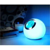 China 円形 3.5W LED の電気スタンド/LED の目覚し時計の薄い色は変わります wholesale