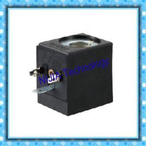 China Gas Cutting Valve Pneumatic Solenoid Coil IP65 Lead Type DC 9 Volt 12 Volt wholesale