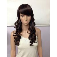 China Girls Long Synthetic Wigs wholesale