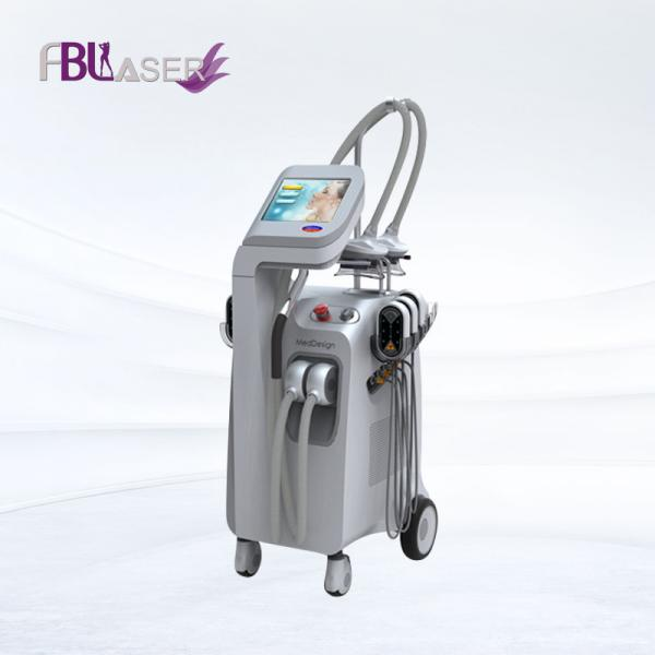 Quality Cryolipolysis Lipo Laser Slimming Machine 650nm Fat Removal for sale