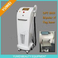 China Professional high quality Sapphire opt shr ipl fast treatment  hair removal machine with tattoo removal wholesale