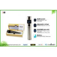 China Stainless Steel Variable Voltage E Cig Atlas Mod 3V - 6V for 18650 Battery wholesale