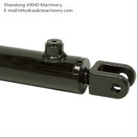 China 3000 PSI Hallite seals clevis welded end hydraulic cylinder manufacturer from China wholesale