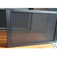 China Door & Window Mosquito Shade Stainless Steel Window Screen 22 Mesh*0.15mm Wire Diameter on sale
