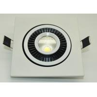 China IP45 COB Led Ceiling Downlights 90-95lm / W High Power Led Downlight on sale