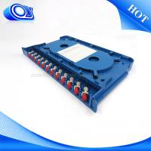China 12 Port Fiber Patch Panel OEM / ODM wholesale
