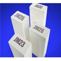 China The Customized size Refractory Material Insulating Fire Bricks Blocks for Glass Smelting Furnace wholesale