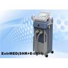China SHR Hair Removal Skin Rejuvenation Laser Machine With 3500W IPL Peak Power wholesale