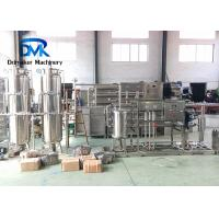 China 5 Tons Industrial Reverse Osmosis System Bottle Water Plant Treatment System on sale