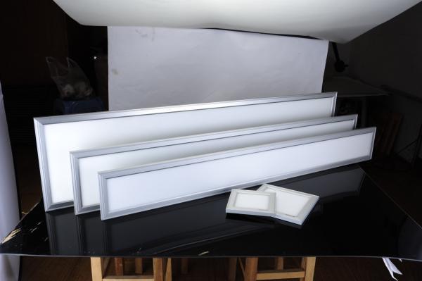 Square LED Grille Lights 25X25cm Surface Mount LED Panel Light #986A33