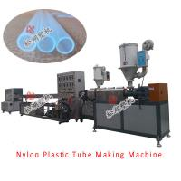 Buy cheap High Capacity Double Wall Air Brake Pa Hose Machine from wholesalers