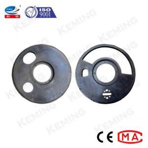 China Sealing Plate Dry Shotcrete Machine Spare Parts Self Lubricating wholesale