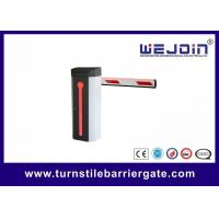 China security parking electronic barrier gates access control led boom wholesale