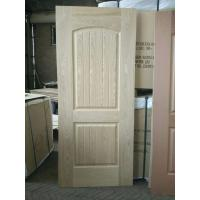 China Natural Red Oak HDF Door Skin Thickness Tolerance <0.2mm FSC Standard wholesale