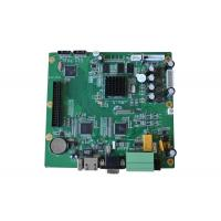 China Multi Channels H.264 Realtime DVR Pcb Board Assembly, SMT / BGA / DIP Electronic Pcb Assembly wholesale