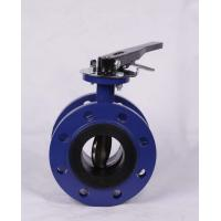 """Quality BUTTERFLY VALVE MANUFACTURE IN CHINA NPS 2""""~80"""", YOUR BEST CHOICE AS BEST for sale"""
