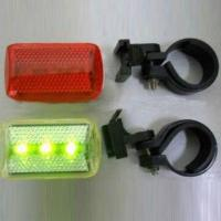 China Bicycle Light, Powered by Battery wholesale