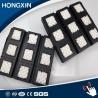 China Poulie 1850mm traînant, poulie en céramique en caoutchouc de collage de couche de NC de 1450mm enduite wholesale