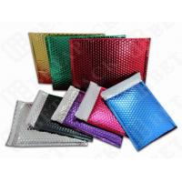 """China Professional Bubble Lined Envelopes Colorful Bubble Mailers 6x6.5"""" wholesale"""