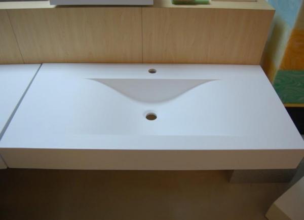 Double basin bathroom sink images for Double bathroom sink basin