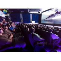 China Specific Effects 3d Cartoon Movie , 3d Cinema System Equipment wholesale