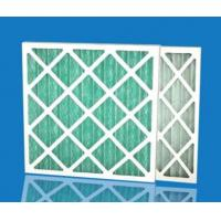 China G3 G4 Panel Whole Home Air Filter For Air Purifier Stable Performance wholesale