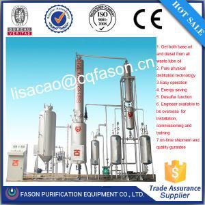 2-100 T/D energy saving mustard oil refinery equipment