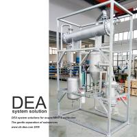 China Vaccum Solvent Recovery Machine / Solvent Recovery Distillation Units Room Temp 200 ℃ wholesale