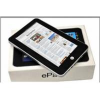 China Touch Screen Tablet Notebook VIA 8650 with 7 inch plastic shell wholesale
