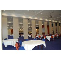 Buy cheap 85 mm Thickness Banquet Hall Acoustic Operable Partition Walls Commercial from wholesalers
