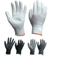 China Industiral working pu coated  gloves wholesale