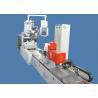 China A barra de aço entalhou o controle numérico da largura de 3M da máquina de soldadura da tela wholesale